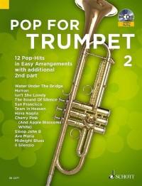 Pop for Trumpet Volume 2