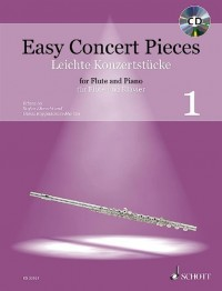 Easy Concert Pieces for Flute Volume 1