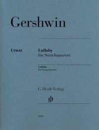Gershwin, G: Lullaby