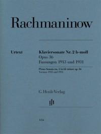 Rachmaninov: Piano Sonata No. 2 op. 36