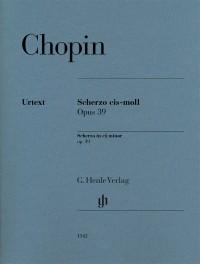 Chopin: Scherzo in C sharp minor, op. 39