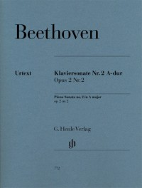 Beethoven: Piano Sonata No. 2 in A major, Op. 2/2