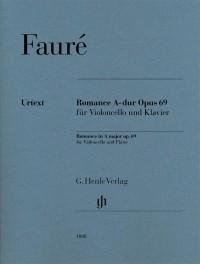 Fauré: Romance in A major, Op. 69