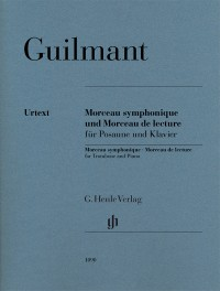 Guilmant: Morceau symphonique for trombone and piano