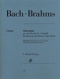 Brahms: Chaconne from Partita no. 2 (Johann Sebastian Bach)