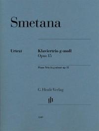 Smetana: Piano Trio in G minor, Op. 15