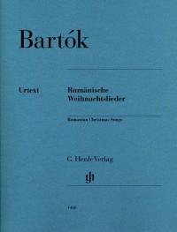 Bartók: Romanian Christmas Songs