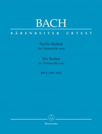 Bach, J.S: Six Cello Suites