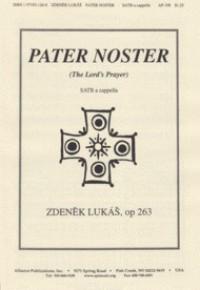 Zdenek Lukas: Pater Noster, op. 263