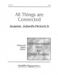 Jeanne Julseth: All Things Are Connected