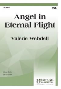 Valerie A. Webdell: Angel In Eternal Flight