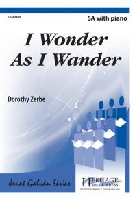 Dorothy Zerbe: I Wonder As I Wander