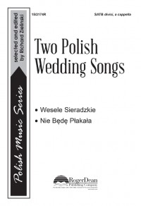 Richard Zielinski: Two Polish Wedding Songs