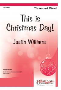 Justin Williams: This Is Christmas Day!