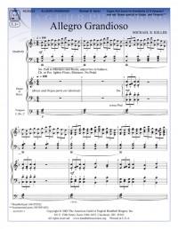 Michael R. Keller: Allegro Grandioso