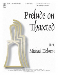 Michael Helman: Prelude On Thaxted