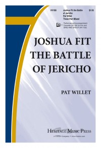 Pat Willet: Joshua Fit The Battle Of Jericho