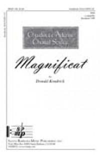 Donald Kendrick: Magnificat