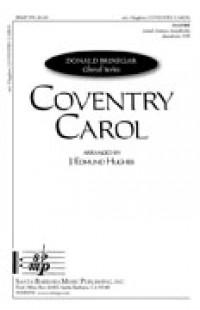 J. Edmund Hughes: Coventry Carol