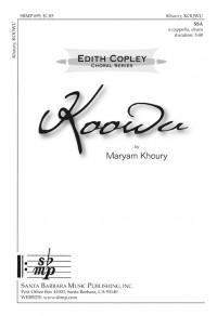 Maryam Khoury: Koowu