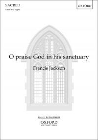 Jackson: O praise God in his sanctuary