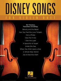 Disney Songs for Violin Duet