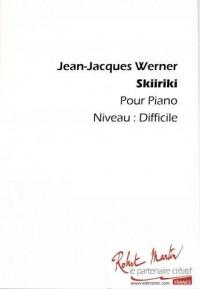 Jean Jacques Werner: Skiiriki
