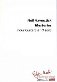 Neil Haverstick: Mysteries