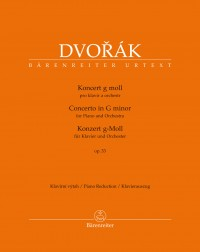 Dvořák: Piano Concerto in G minor, Op. 33