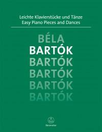 Bartók, Béla: Easy Piano Pieces and Dances