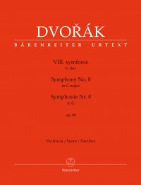 Dvorák, Antonín: Symphony No. 8 in G major op. 88