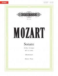 Mozart: Sonata A major K331 (300i)