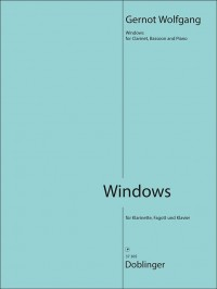 Gernot Wolfgang: Windows