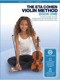 Eta Cohen: Violin Method Book 1 (Soundwise)