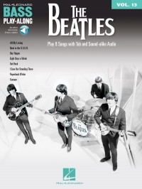 The Beatles: Bass Play-Along Volume 13