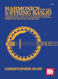 Christopher Rudy: Harmonics for the 5-Strings Banjo