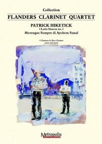 Patrick Hiketick: Latin Dances No. 2