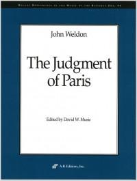 Weldon: Judgment of Paris