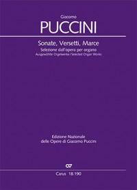 Puccini: Sonate, Versetti, Marce