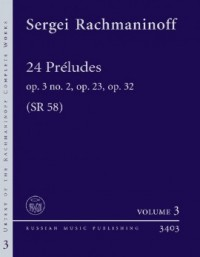 Rachmaninov: Preludes for Piano (Critical Edition)