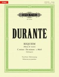 Durante: Requiem in C minor