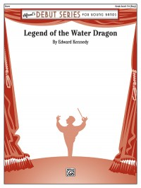 Legend Of The Water Dragon (c/b score)