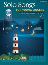 Solo Songs For Young Singers (with CD)