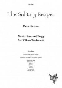 Samuel Pegg: The Solitary Reaper