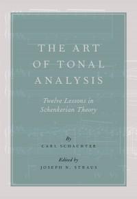 Art of Tonal Analysis, The