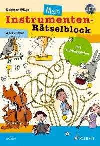 Wilgo, D: Mein Instrumenten-Rätselblock