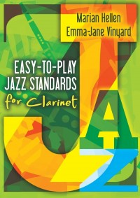 Easy-to-play Jazz Standards for Clarinet