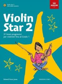 Violin Star 2 (Italiano): Libro dello studente