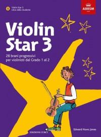 Violin Star 3 (Italiano): Libro dello studente
