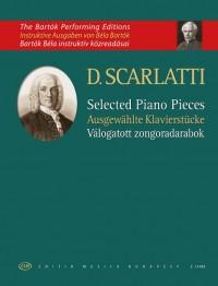 Scarlatti: Selected Piano Pieces